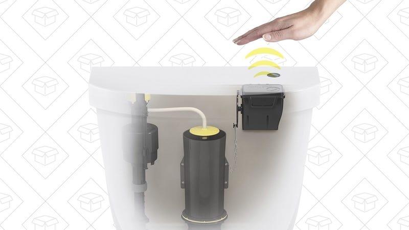 Kohler Touchless Toilet Flush Kit, $33