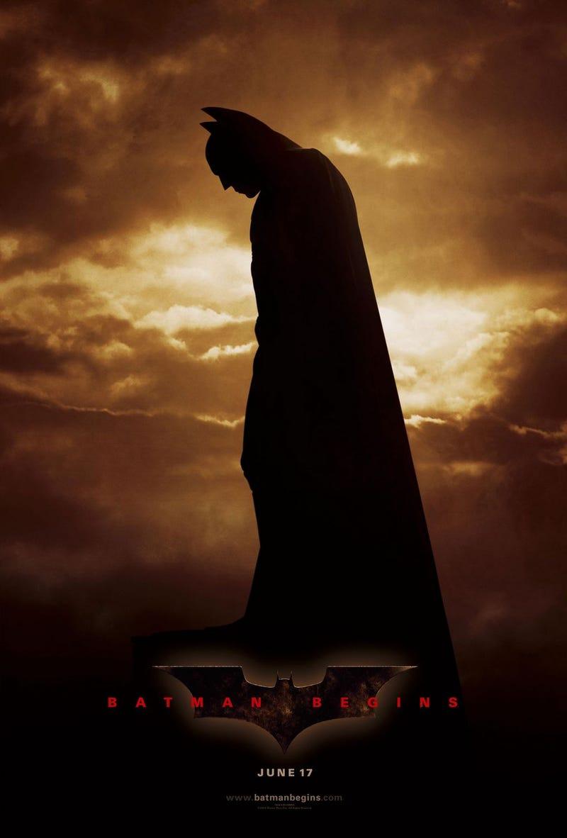 Illustration for article titled Batman Begins