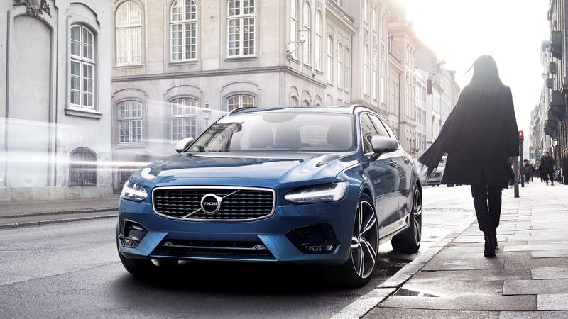 Illustration for article titled Half a Million Diesel Volvos Were Just Recalled for Risk of Fire