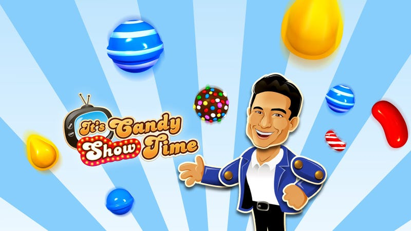 Illustration for article titled Candy Crush TV Show Leads To In-Game Mario Lopez