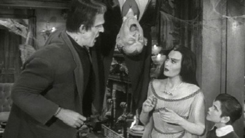 Illustration for article titled NBC's The Munsters show has been put on hiatus for retooling