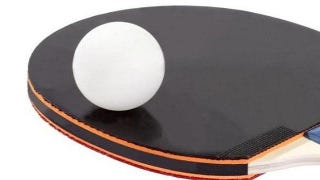 Illustration for article titled Scientists play ping-pong with single electron using paddles made of sound