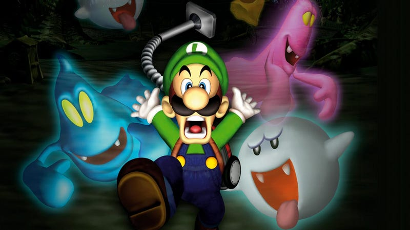 Illustration for article titled Hidden Treats in... Luigi's Mansion