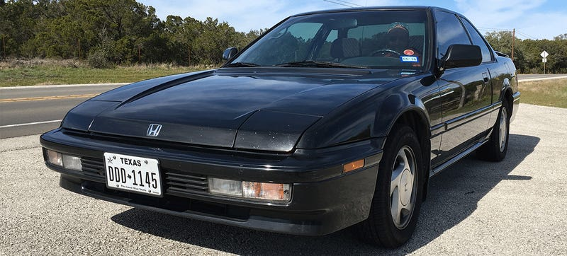 The Analog Joys Of Driving A Near Perfect Old Honda Prelude Si