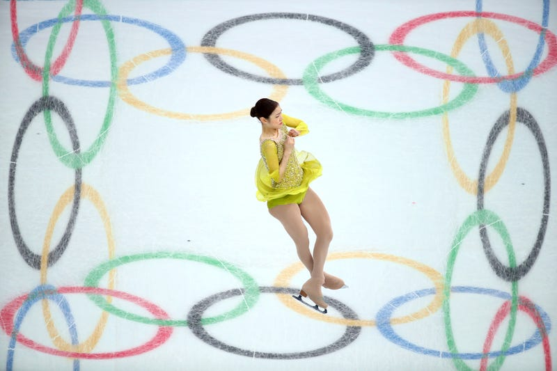 Illustration for article titled Once Again, It's Yuna Kim Vs. The World