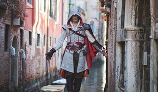 Illustration for article titled The Ultimate Assassin's Creed Cosplay