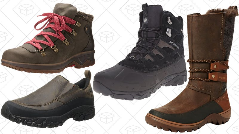 Up to 45% Off Merrell Shoes