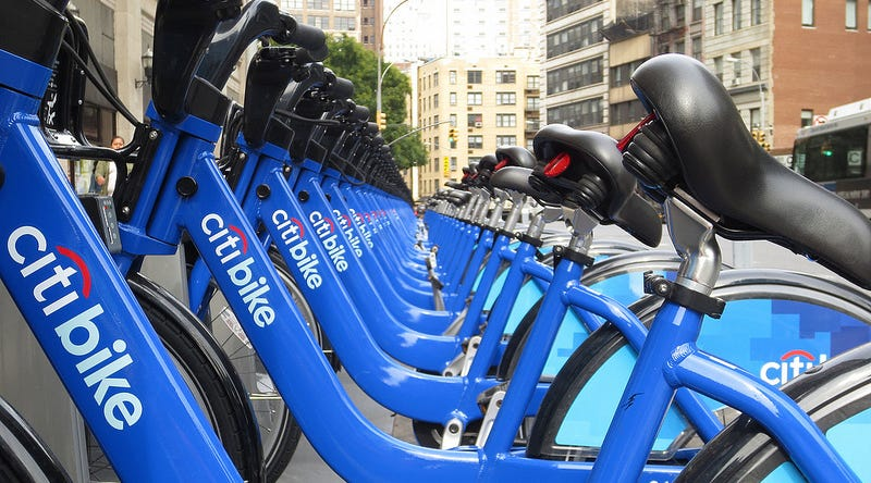 Illustration for article titled The Company Behind CitiBike's Technology Is Going Bankrupt. Now What?