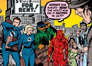 Illustration for article titled The Real Reason the Fantastic Four Movie Was Terrible