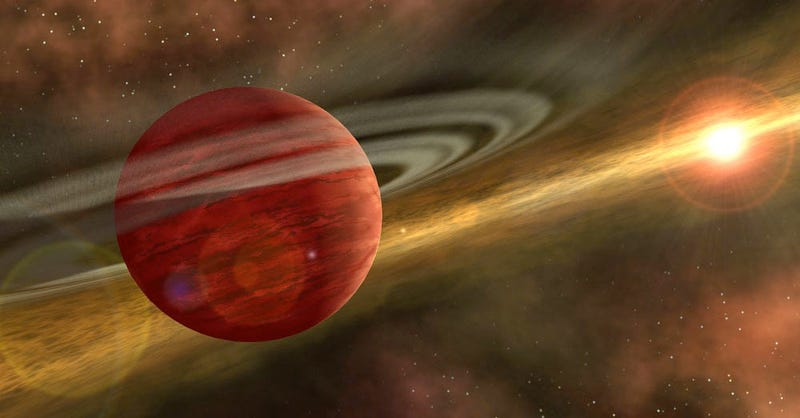 Illustration for article titled 20 años descubriendo exoplanetas: así son algunos de los más raros que conocemos