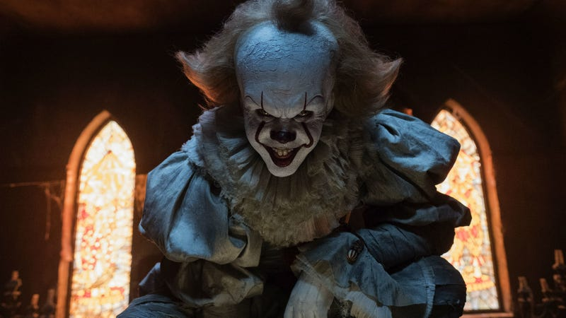 Pennywise didn't make an appearance at the Oscars, but he could have.