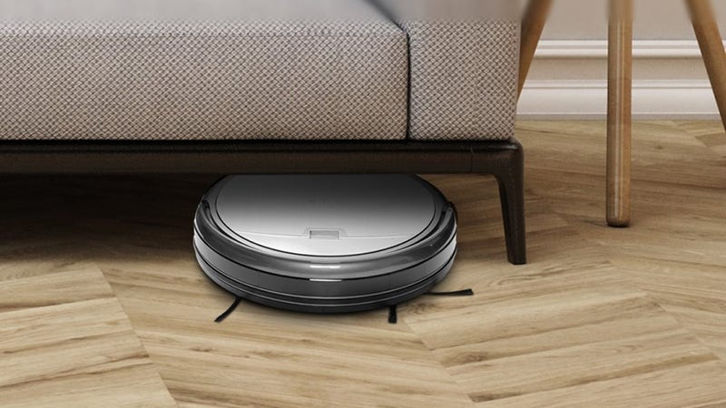 ILIFE A4S Robotic Vacuum, $150 with code QPOTQBA7