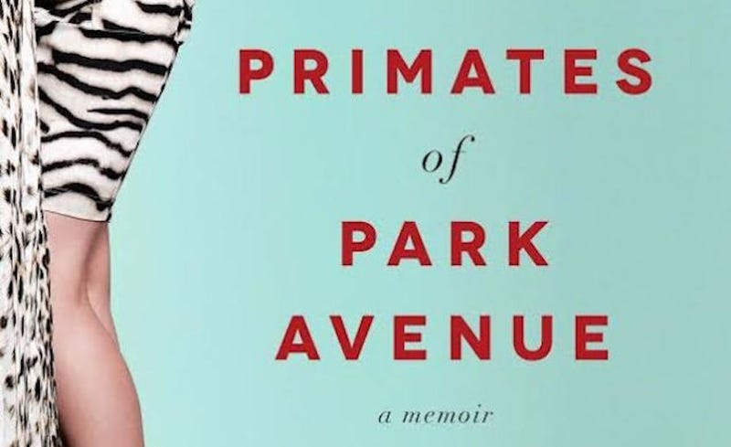 Illustration for article titled Primates of Park Avenue Is Being Developed Into a TV Comedy