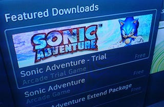 Illustration for article titled Sonic Adventure Rumored To Be Next Dreamcast To XBLA Port