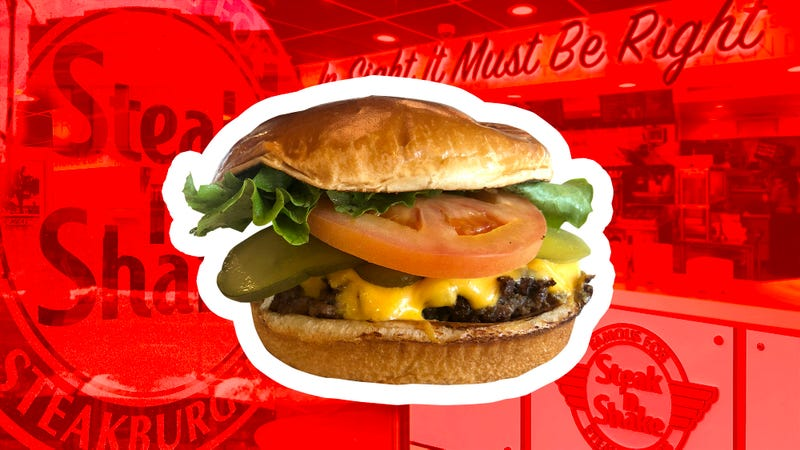 Illustration for article titled Every Steak 'n Shake burger, ranked