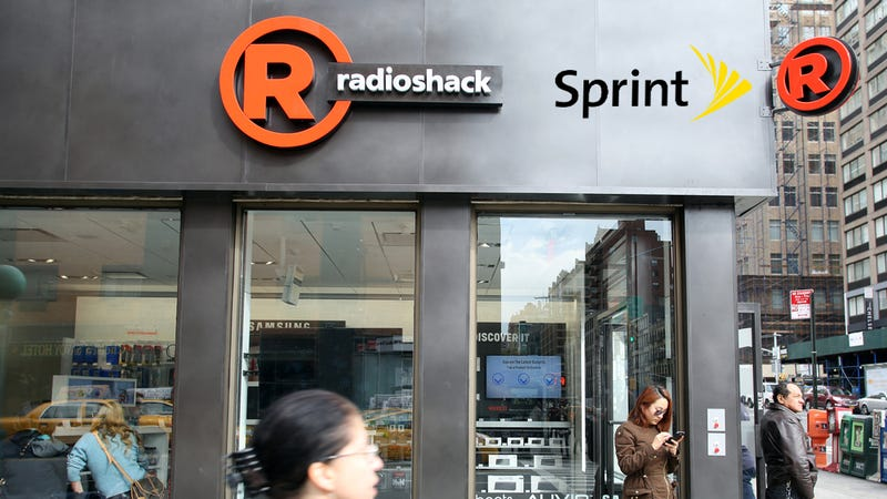 Illustration for article titled Sprint Is Officially Saving RadioShack