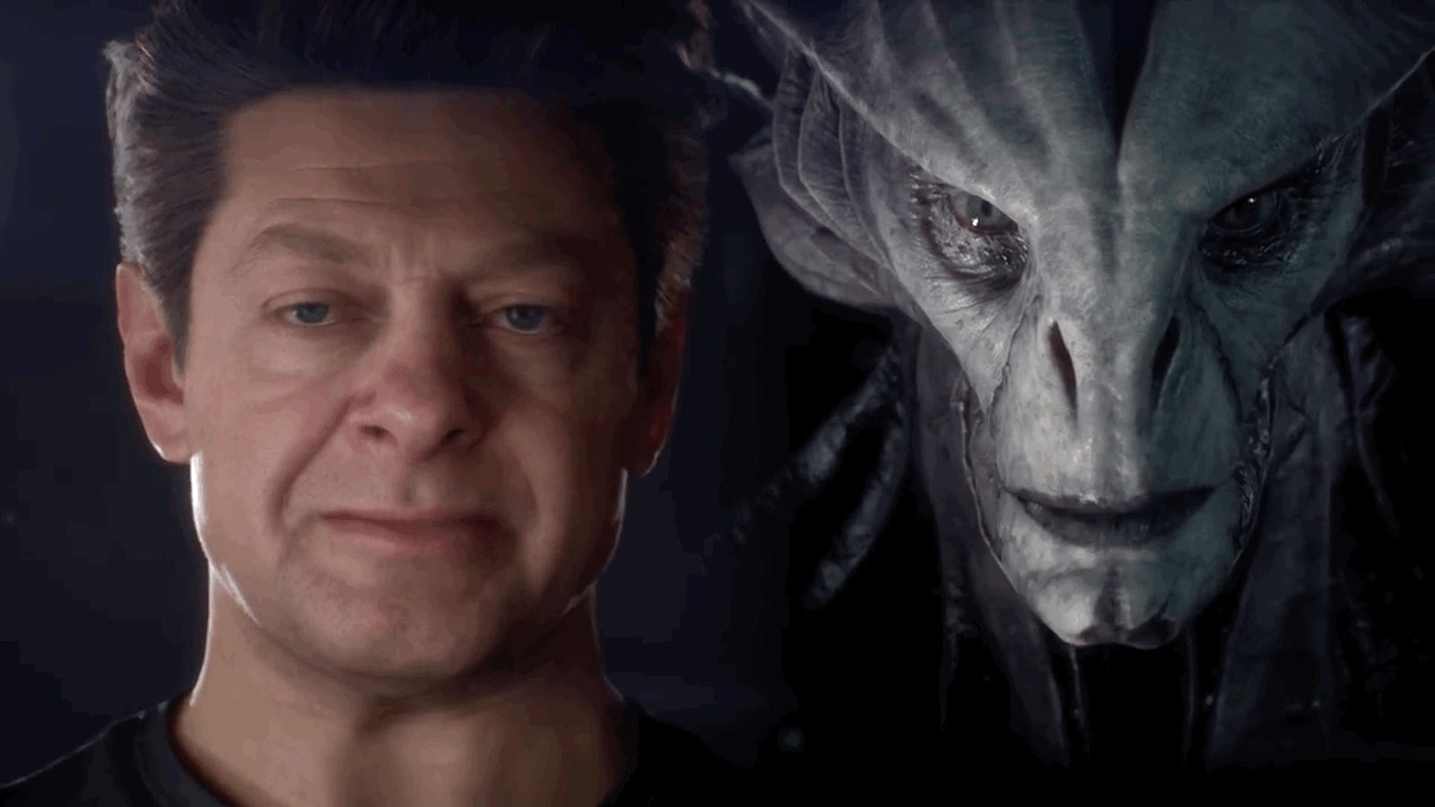 Andy Serkis Thinks Performance Capture Will Just Be How All Actors Work in 100 Years