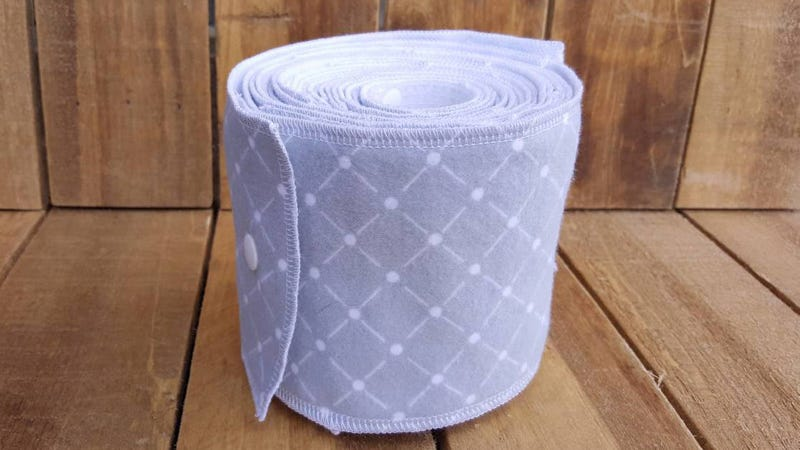 Snap Together Cloth Wipes 26 A Roll On Etsy Photo Remiusables