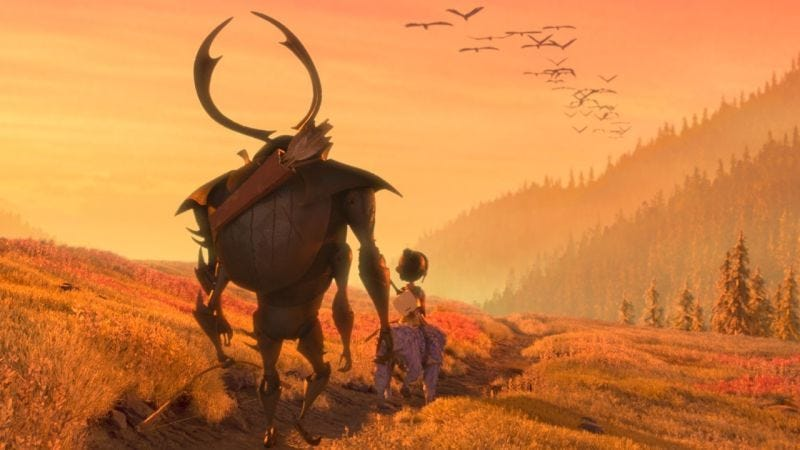 Kubo and the Two Strings (Descarga en iTunes), $5