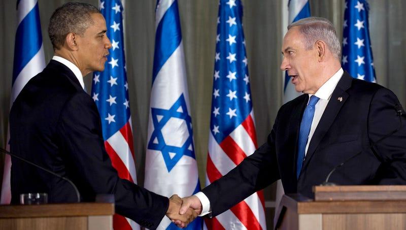 Illustration for article titled A Timeline Of U.S.-Israel Relations