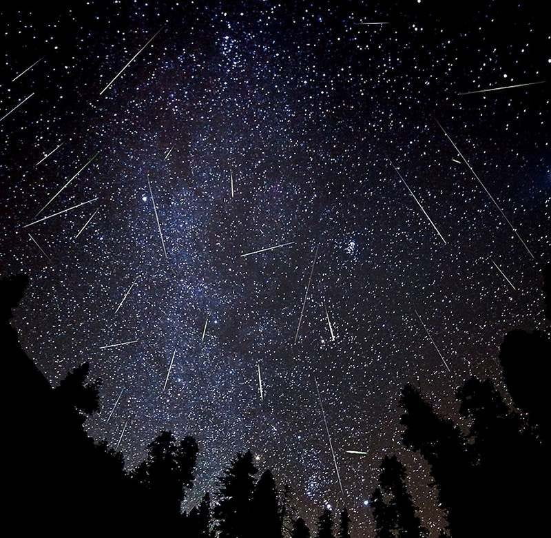 Illustration for article titled Possible meteor shower tonight