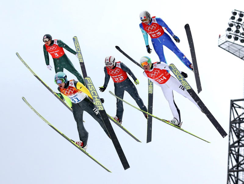 Illustration for article titled Olympic Officials To Have Ski Jumpers Go One At A Time From Now On
