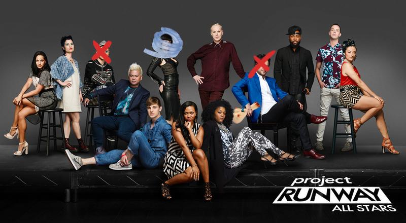 Illustration for article titled Project Runway : All Stars Season V, Episode 6 Recap
