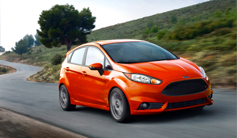 The Ford Fiesta ST Sticks Around For 2019, As Does A Cheaper