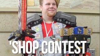 Illustration for article titled Kotaku 'Shop Contest: Crowning King Gary