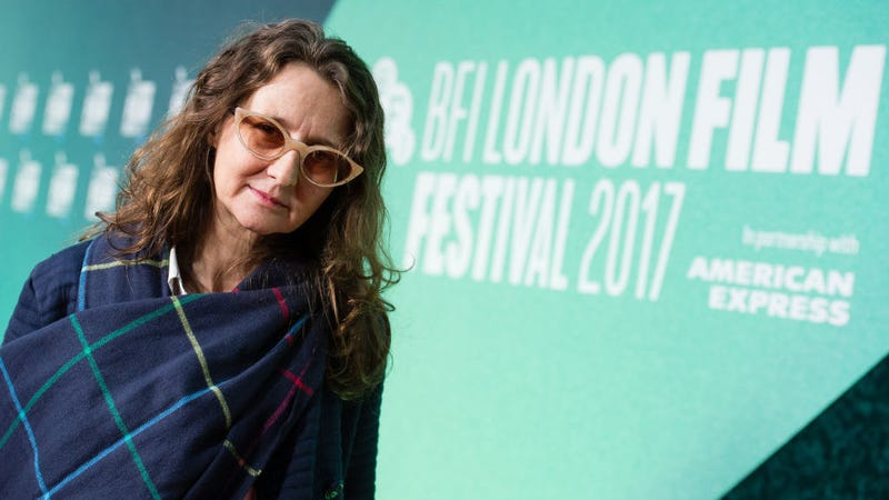Director Lucrecia Martel at the 61st BFI London Film Festival on October 14, 2017 in London, England.