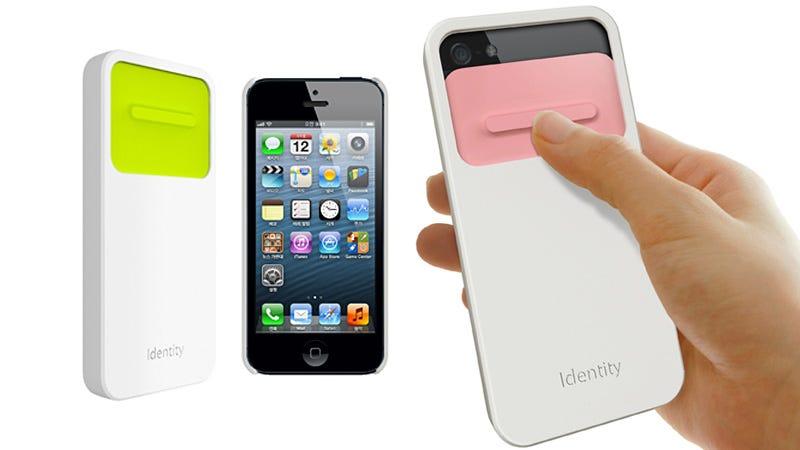 online retailer d602e ea5cd This Sliding Lens Cap iPhone Case Banishes Smudges
