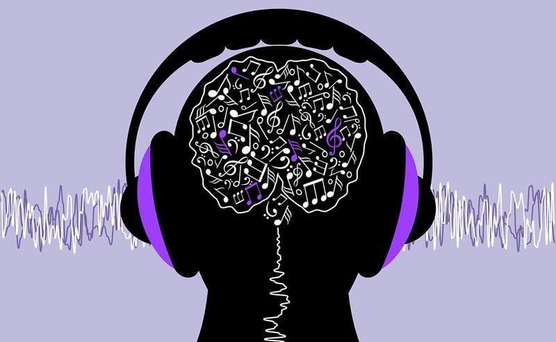 ¿No puedes quitarte esa canción de la cabeza? Es la forma de tu cerebro