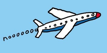"""Illustration for article titled """"My Ear Is Leaking Blood"""": Your Worst Travel Stories"""