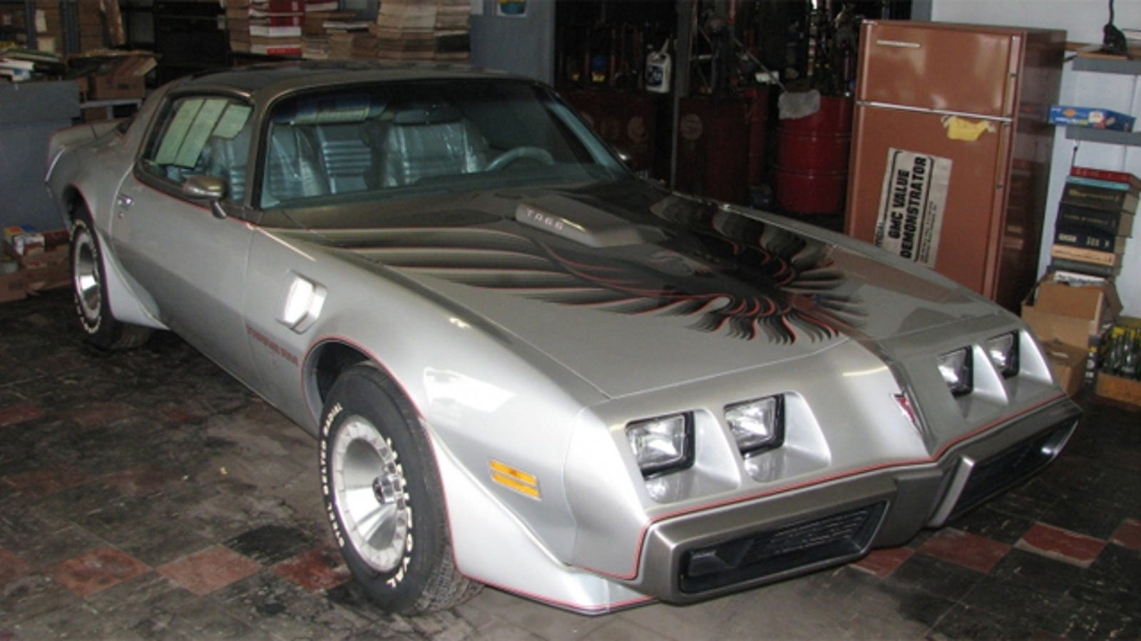One Last Chance At A Brand New 1979 Pontiac Trans Am From