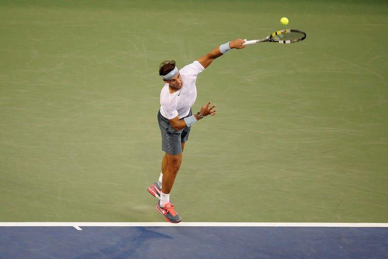 Illustration for article titled Let's Hope Drugs Prolong Rafael Nadal's Great Career