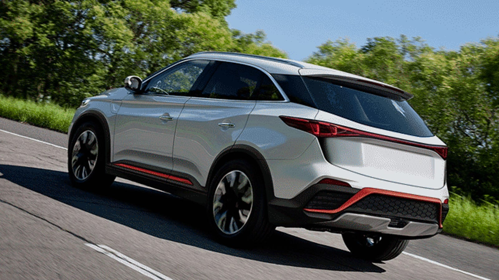 Billion-Dollar Chinese EV Startup's First Car Is A ...