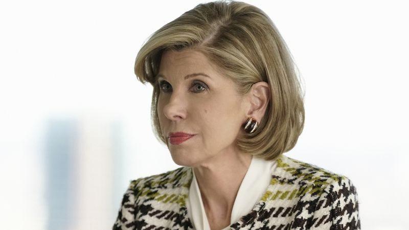 Christine Baranski (Image: CBS)