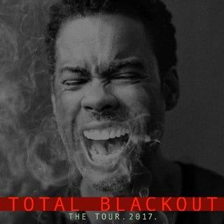 Chris Rock Total Blackout tour announcementTwitter