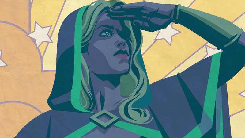 Illustration for article titled Meet Chalice, a New Transgender Superhero