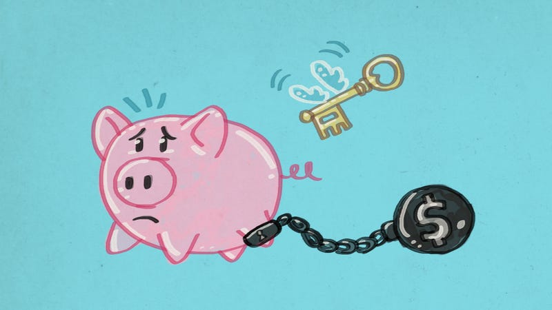 Illustration for article titled 5 Big Mistakes Keeping You in Debt (and How to Overcome Them)