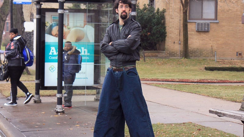 90's fashion staple, JNCO, is going out of business