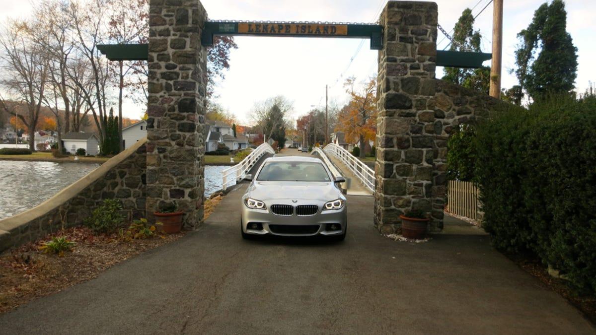 2014 BMW 535d: The Jalopnik Review