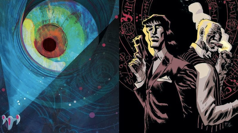 Illustration for article titled Casanova, Ody-C, and Matt Fraction's remarkable Image reinvention