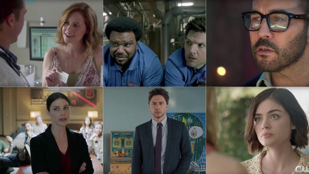 A Guide to All the Best, Worst and Weirdest 2017 TV Pilots Youll Probably Never Watch
