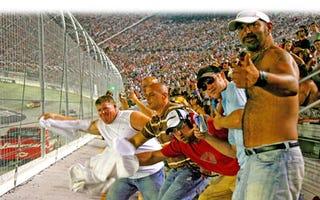 Illustration for article titled NASCAR Goes Upscale