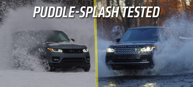 Illustration for article titled Range Rover VS. Range Rover Sport: Which Screaming LuxoTank Is For You?