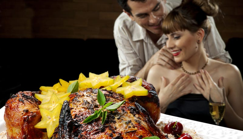 Illustration for article titled Thanksgiving Has Ruined Sex For Turkeys