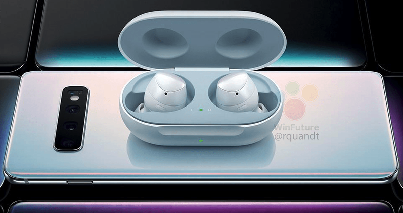 Illustration for article titled Así son los nuevos auriculares inalámbricos de Samsung que competirán con los AirPods de Apple