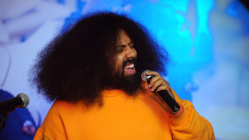 Illustration for article titled Keep Your Hands Out of Reggie Watts' Hair