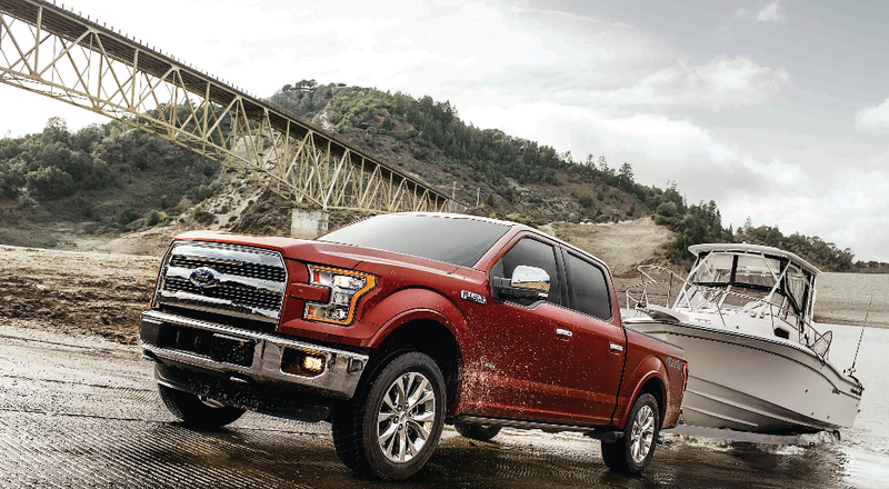 Ford F-150 3.5L EcoBoost Torque Boosted to 470 LB-FT